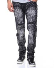 Buyers Picks - Stripe Wash Jeans