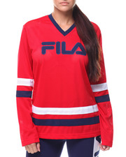 Women - Tanya Hockey Jersey