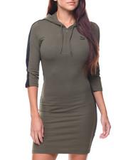 Women - T7 HOODED DRESS