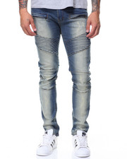 Jeans - Knee Trim Motto Jeans