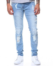 Jeans - Old Vintage Ripped Jeans