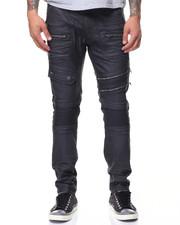Jeans - Pocket/Zip Moto Jeans