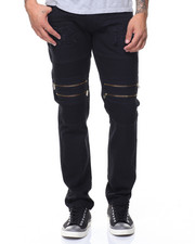 Buyers Picks - Motto Twill Zippers Jeans