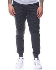 Pants - Camo Block Joggers