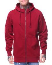 Athleisure for Men - X BY O FULL ZIP HOODIE