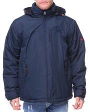 Outerwear - Presidential Jacket W/Inside Bib
