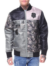 Outerwear - Camo Jacket