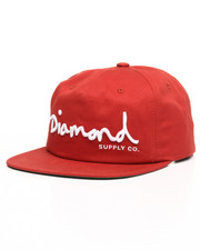 Men - OG Script Snapback Hat