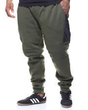Southpole - Nylon Combine Fleece Pants (B&T)