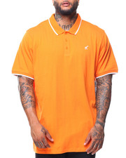 LRG - S/S Jiggy Type Polo (B&T)