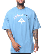Shirts - S/S Research Arch Tee (B&T)