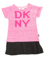 Girls - Sweater Dress (4-6X)