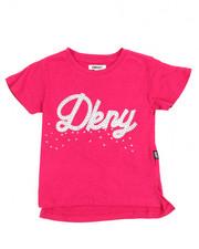 Girls - DKNY Studded Tee (4-6X)