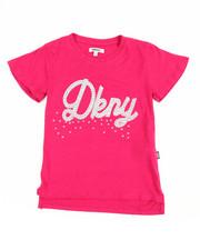 Girls - DKNY Studded Tee (7-16)