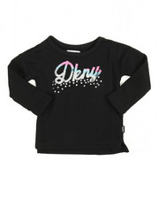 DKNY Jeans - Pleated Top (2T-4T)
