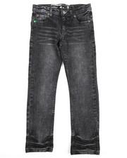 Jeans - Vandal Wash Slim Jean (8-20)
