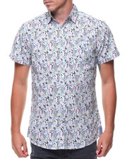 Short-Sleeve - S/S 80 Print Buttondown Shirt