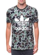T-Shirts - CAMO TREFOIL S/S TEE