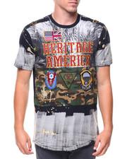 Shirts - S/S Camo Tee
