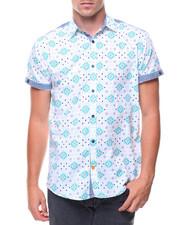 Shirts - S/S Navajo Woven Shirt