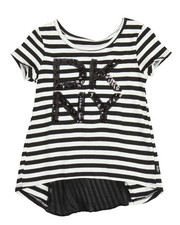Girls - Pleated Back Top (7-16)