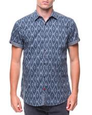 Buyers Picks - S/S Ikat Woven Shirt