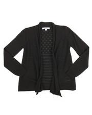Girls - Pointelle Cozy Sweater (7-16)