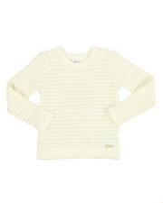 Girls - Eyelash Lurex Sweater (7-16)