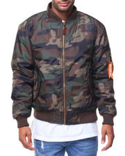 Outerwear - Aviator MA1 Flight Jacket