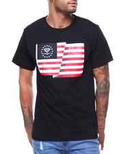 Men - FLAG Print Tee