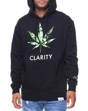 Hoodies - Clarity Leaf Hoodie