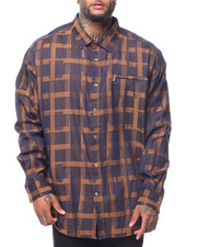 Shirts - L/S Graphic Check Woven (B&T)