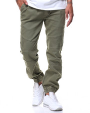 Akademiks - Stretch Moto Stitched Knee Jogger Pant