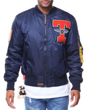 Top Gun - Tomcat Nylon Bomber Jacket