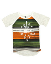 Boys - S/S Arrows Raglan Tee (4-7)
