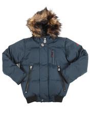 Arcade Styles - Summit Puffer Jacket (8-20)