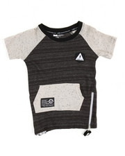 Tops - Alpha Decay Tee Elongated Fit (Infant)