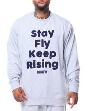 Men - L/S Sunshine Crew Sweater (B&T)
