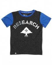 Tops - Research Arch Tee (4-7)