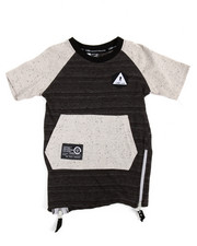Tops - Alpha Decay Tee Elongated Fit (2T-4T)