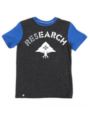 Tops - Research Arch Tee (8-20)