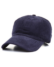 Hats - Corduroy Dad Cap