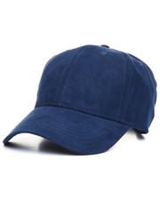 Hats - Suede Dad Cap