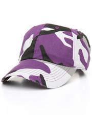 Hats - Camo Dad Cap