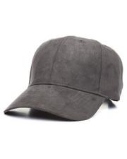 Dad Hats - Suede Dad Cap
