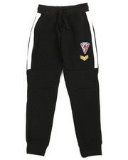 Sweatpants - Patch Twill Fleece Jogger (8-20)