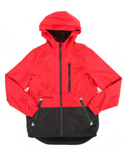 Boys - Color Block Windbreak Jacket (8-20)