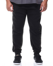 Southpole - Biker Fleece Jogger Pants (B&T)