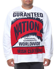 Big & Tall - L/S Sweatshirts (B&T)