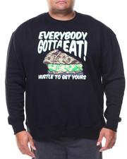 Big & Tall - L/S Everybody Gotta Eat Sweatshirt (B&T)